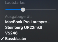 macOS AirPlay
